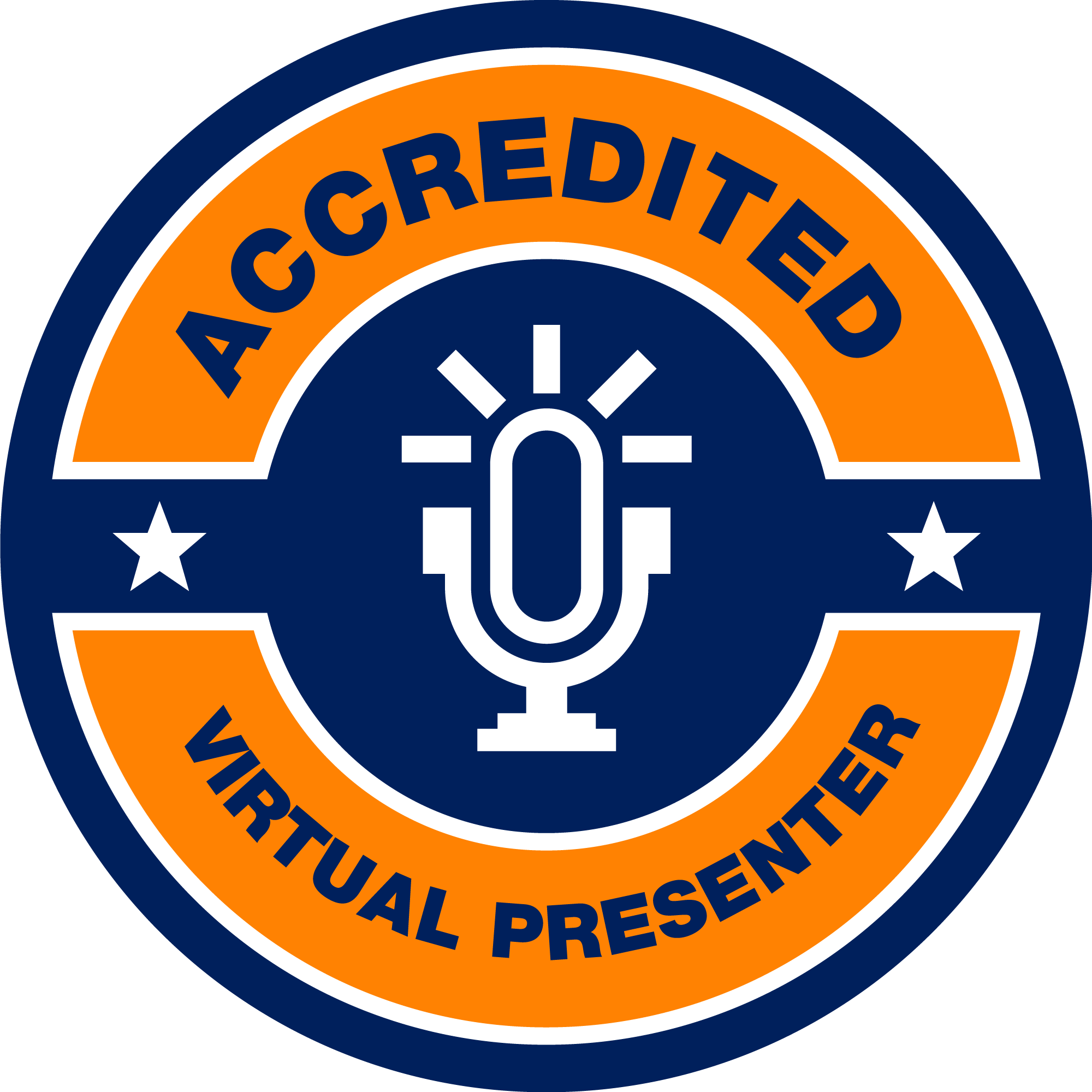 SpeakerMatch Accredited Virtual Presenter