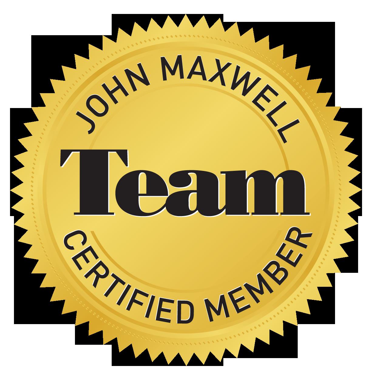 John Maxwell Certified Coach