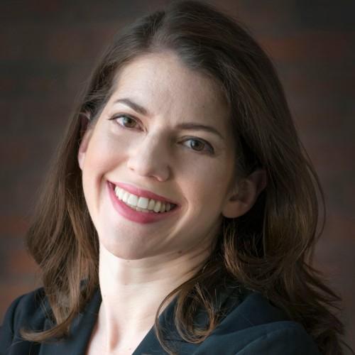 Jill Goldenziel — Motivational Speaker