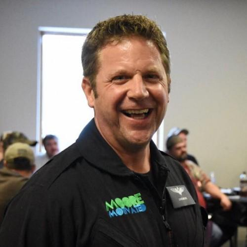 Dave Moore — Motivational Speaker
