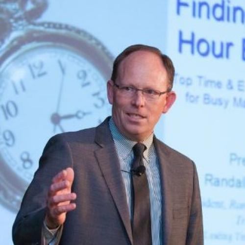 Randy Dean -- The E-mail Sanity Expert! — Motivational Speaker