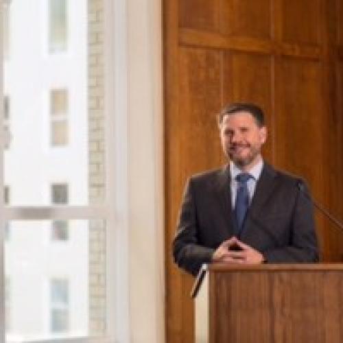 Jonathan Fleece — Motivational Speaker