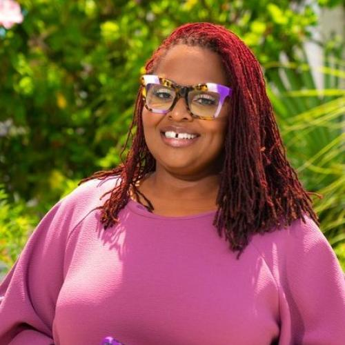 Michelle Greene Rhodes, RN — Motivational Speaker