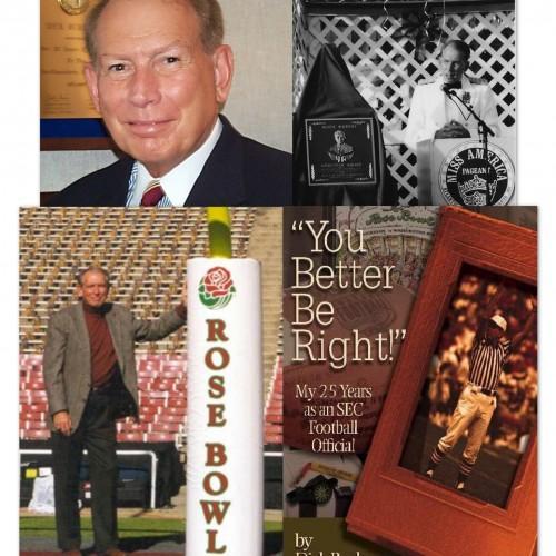 Major General Dick Burleson/SEC Referee — Motivational Speaker