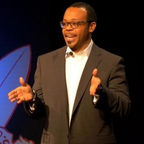 Justin Goldston, PhD — Motivational Speaker