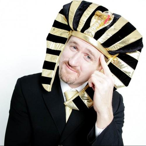 "Dave Farrow, the ""pharaoh"" of memory  — Motivational Speaker"