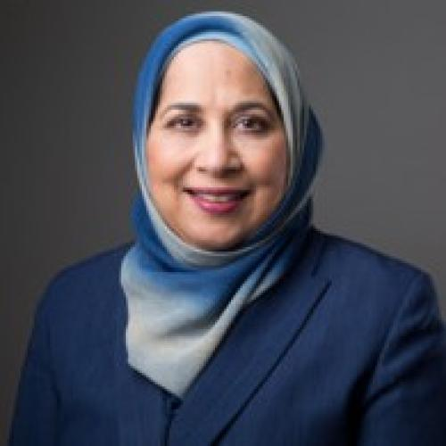 Mahnaz Shabbir — Motivational Speaker