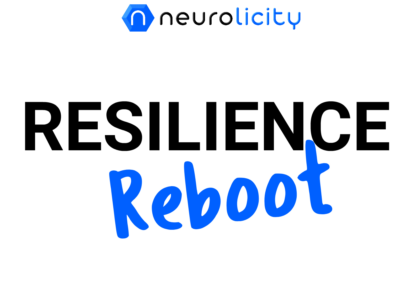 Resilience REBOOT: Bounce Back & Thrive Key Note