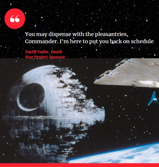 Project Management Lessons from Star Wars
