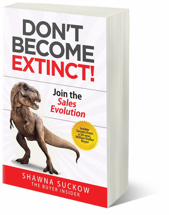 DON'T BECOME EXTINCT! Join the Sales & Marketing Evolution