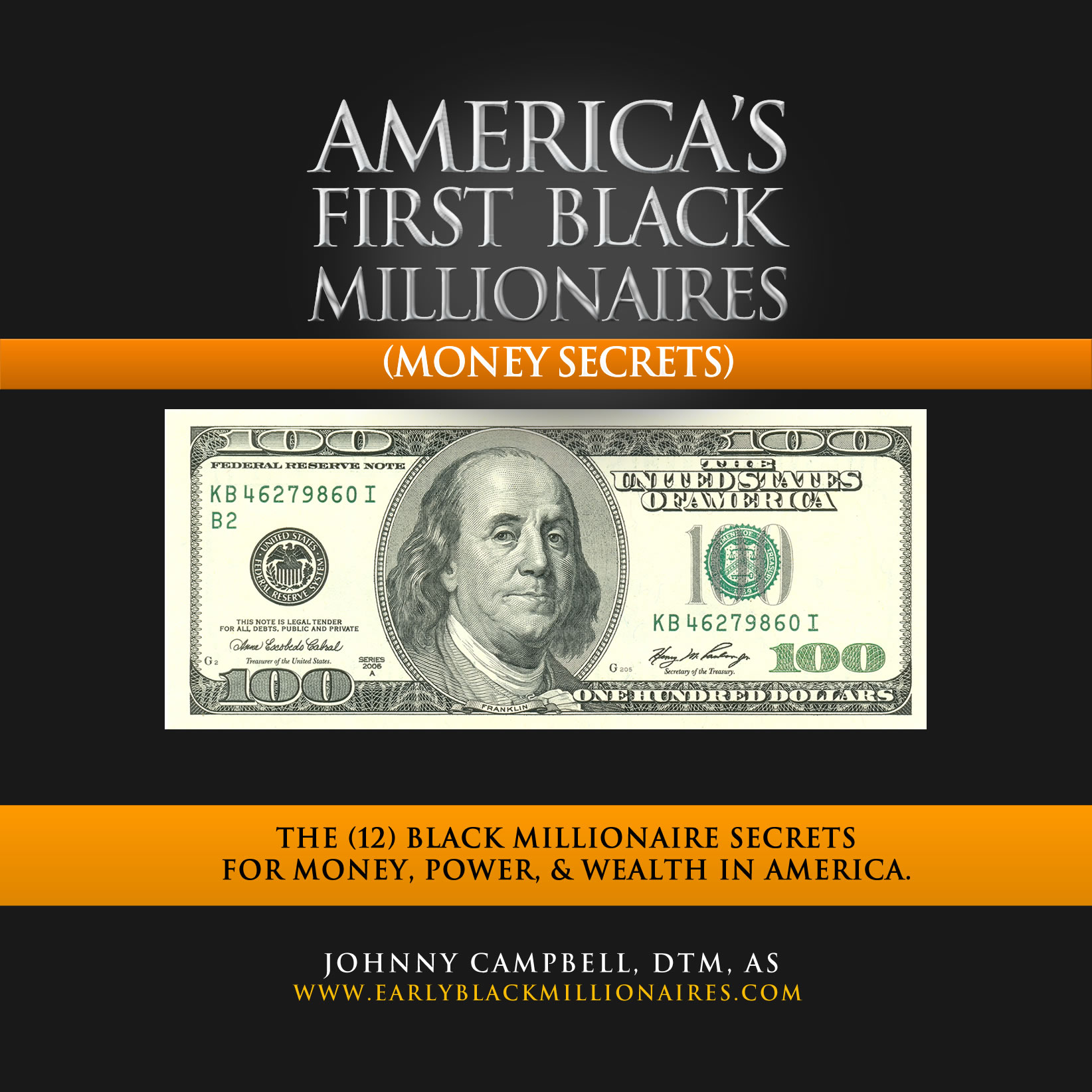 """""""America's First Black Millionaires""""- (From Slavery to Financial Freedom)"""